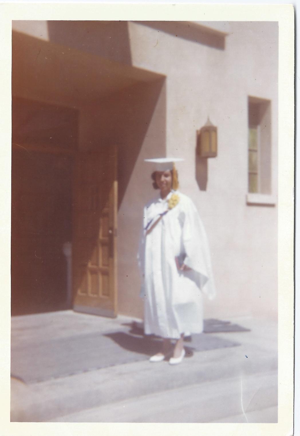 norma graduating